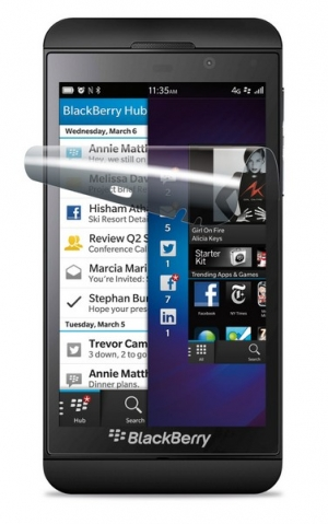 Дисплей протектор за Blackberry Z10