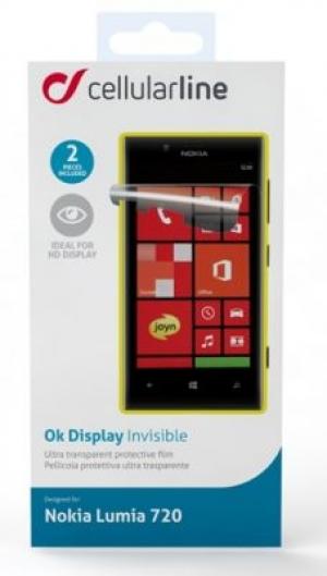 Дисплей протектор за Nokia Lumia 720