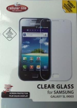 Дисплей протектор за Samsung Gal SL I9003