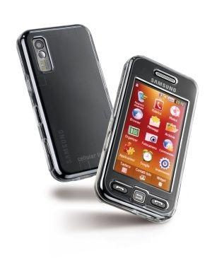Прозрачен капак за Nokia C5-03