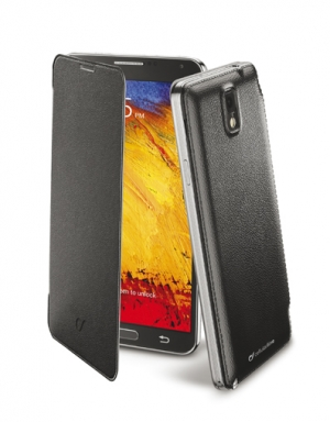 BackBook за Samsung Galaxy Note 3 N9005 черен