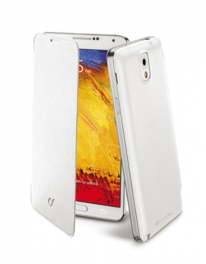 BackBook за Samsung Galaxy Note 3 N9005 бял