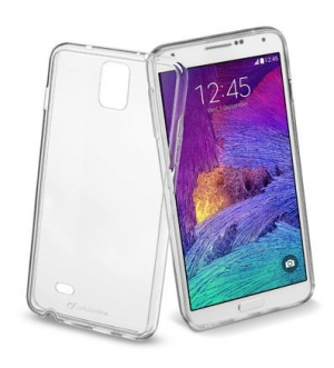 Прозрачен калъф за Samsung Galaxy Note 4