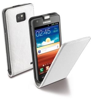 Flap Essential за Samsung Galaxy S2 9100 бял