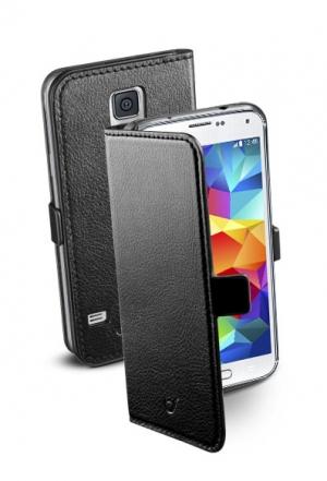 Book Essential за Samsung Galaxy S5 черен