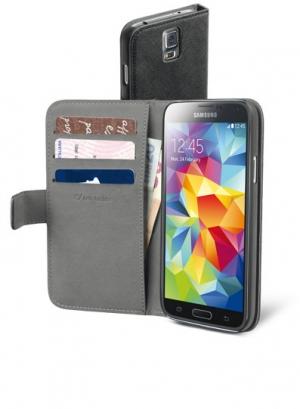 Book Agenda за Samsung Galaxy S5 черен