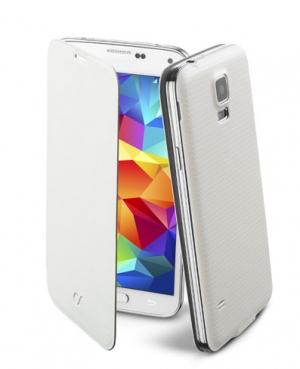 Backbook за Samsung Galaxy S5 бял