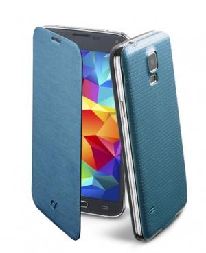 Backbook за Samsung Galaxy S5 син
