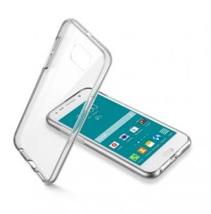 Прозрачен твърд кейс за Samsung Galaxy S6