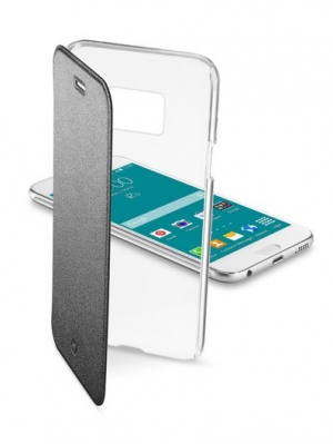 ClearBook калъф за Samsung Galaxy S6 черен