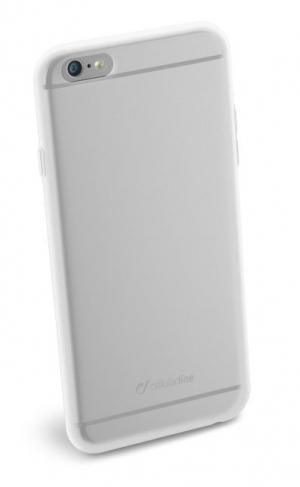 Color Slim калъф за iPhone6+ 5,5 бял