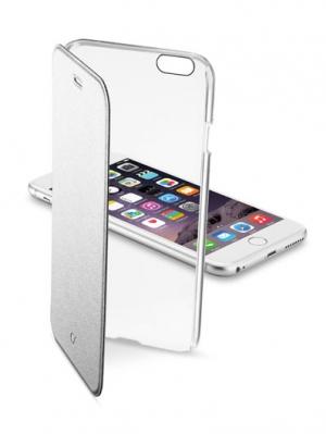 ClearBook  калъф за iPhone6 + сребрист