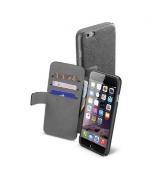 Bookagenda калъф за iPhone6+ 5,5 черен