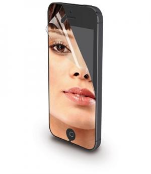 Предпазно фолио за iPhone 5 огледално