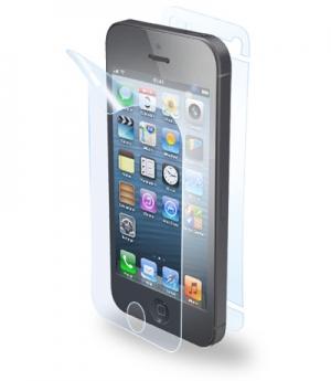 Предпазно фолио двойно iPhone 5 антиблясък