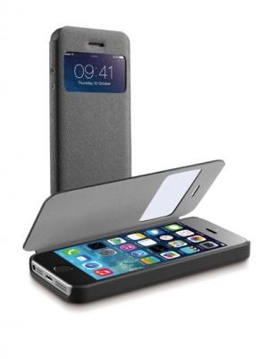 Book ID калъф за iPhone 5S/5 черен