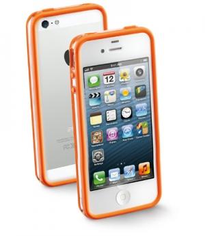 Bumper за iPhone 5 оранжев
