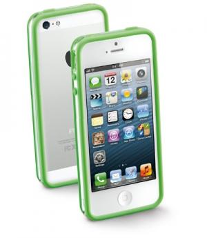 Bumper за iPhone 5 зелен