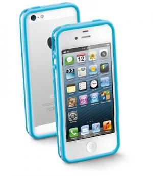 Bumper за iPhone 5 син