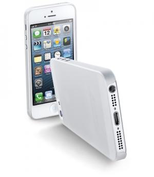 035 Ултра тънък калъф за iPhone 5 прозрачен