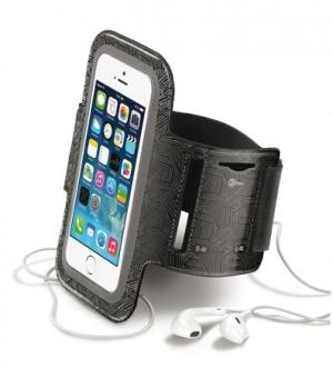 Armband спорт калъф за iPhone 5S/5 черен