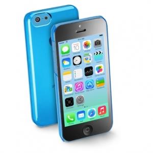 Boost калъф за iPhone 5C син