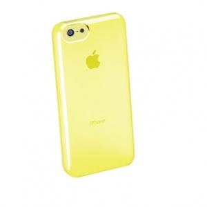 Boost калъф за iPhone 5C жълт