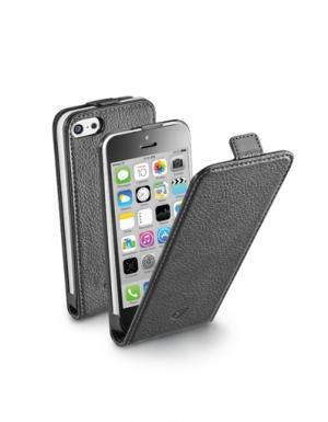 Flap Essential за iPhone 5C черен
