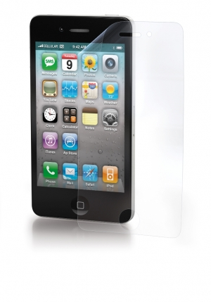 Фолио за дисплей iPhone 4- 2бр