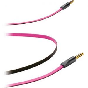 3.5mm - 3.5mm стерео кабел Locusta розов