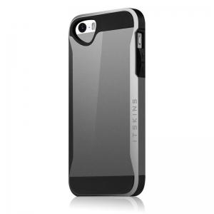 Evolution усилен калъф за iPhone 5/S сив