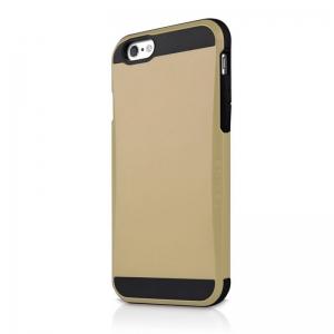 Evolution усилен калъф за iPhone 6 златист
