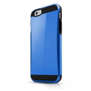 Evolution усилен калъф за iPhone 6+ син