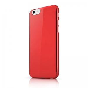 H2O тънък 0.5мм калъф за iPhone 6 Red