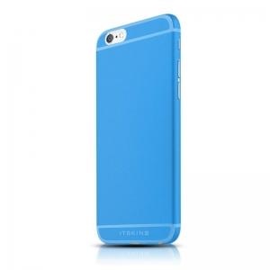 Zero 360 0.3мм калъф за iPhone 6+ син