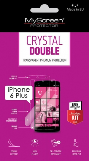 Double Crystal за  iPhone 6+  5,5