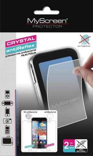 Кристал и антибл фолио за iPhone 5