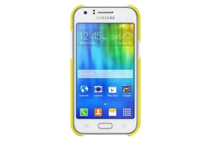 Samsung J1,J100,Protective cover,Yellow