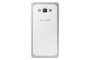 Samsung Galaxy A7,A700,Protective Cover,Light Gray
