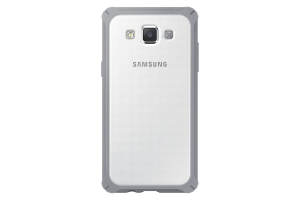 Samsung Galaxy A5,A500,Protective Cover,Light Gray