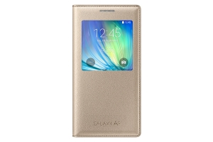 S View Cover Galaxy A5 Gold