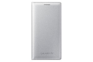 Samsung Galaxy A3,A300,Flip cover,Silver