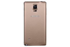 Back Cover Samsung Galaxy Note 4 Bronze Gold