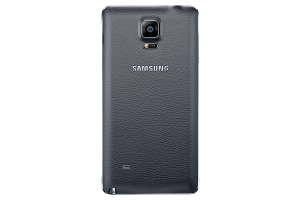 Back Cover Samsung Galaxy Note 4 Charcoal Black