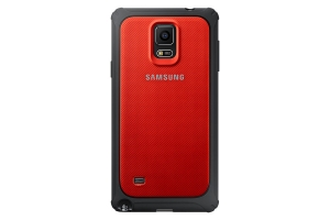 SAMSUNG Protective Cover Galaxy Note 4 N910,Red