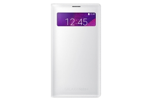 S View Wallet Samsung Galaxy Note 4 White