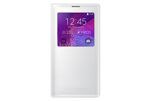 S View Cover (Classic Edition) Samsung Galaxy Note 4 White