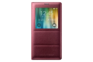 S View Cover Samsung Galaxy Note 4 Plum