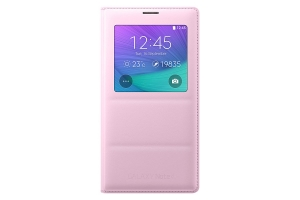 S View Cover Samsung Galaxy Note 4 Pink