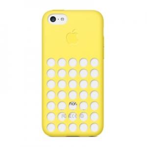 Apple iPhone 5c Case Yellow